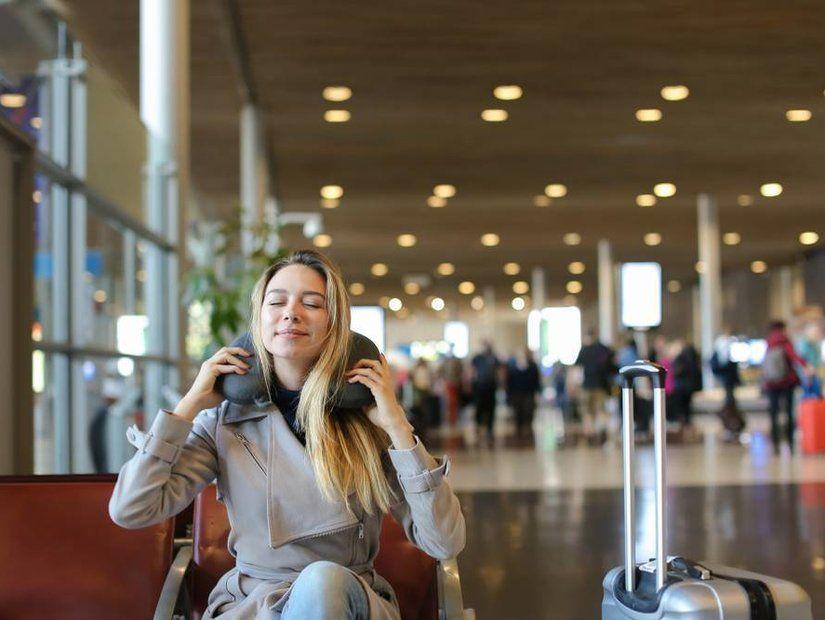 3- Havalimanında rahatlayın