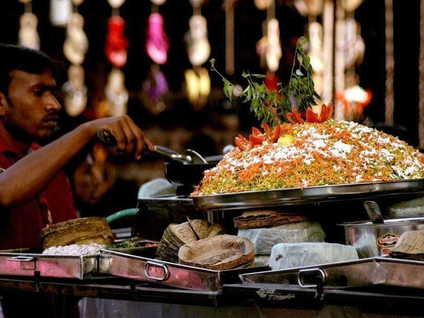5- Hindistan'da yerel sokak lezzetlerini tadın