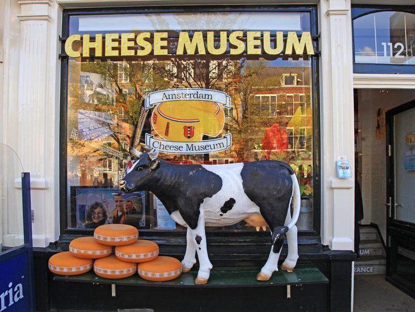 1- Peynir Müzesi – Hollanda