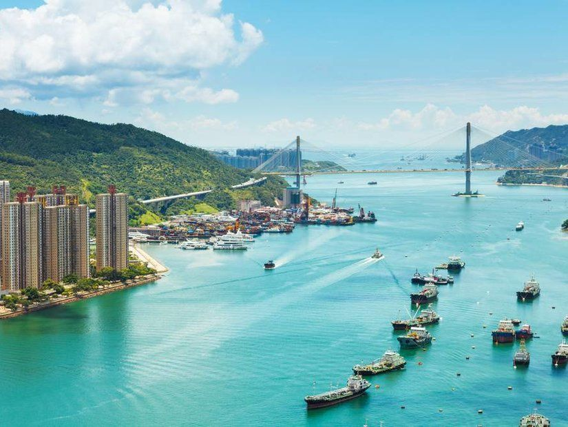 3- Hong Kong
