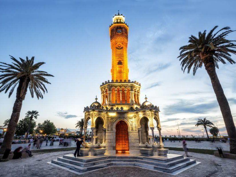 İzmir – Çeşme – Alaçatı