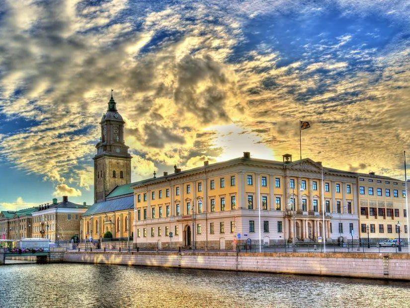 Kuzeyin yıldızı: Göteborg