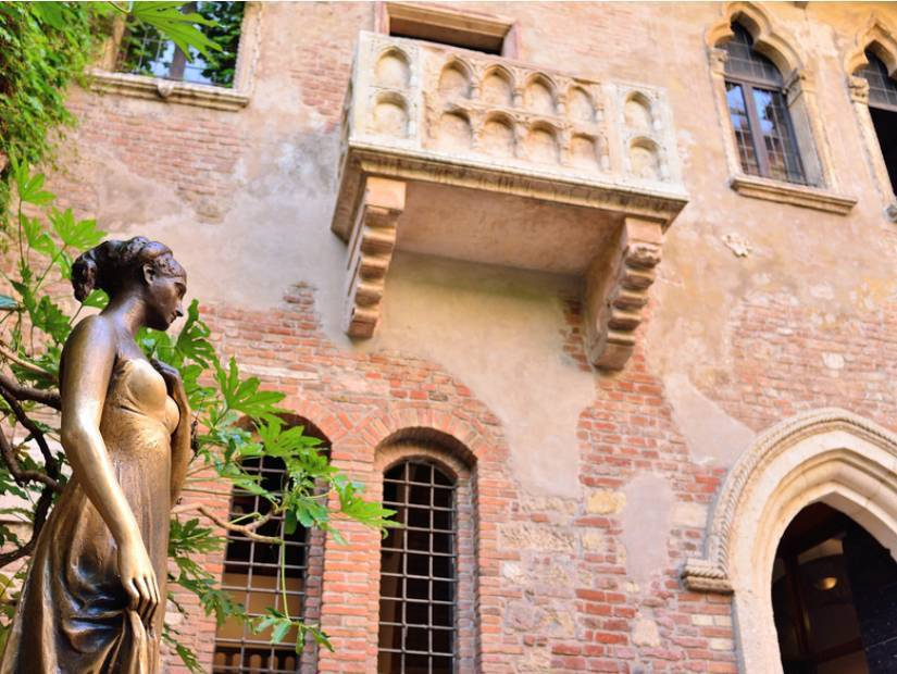 Romeo ve Juliet – Juliet'in Evi, Verona