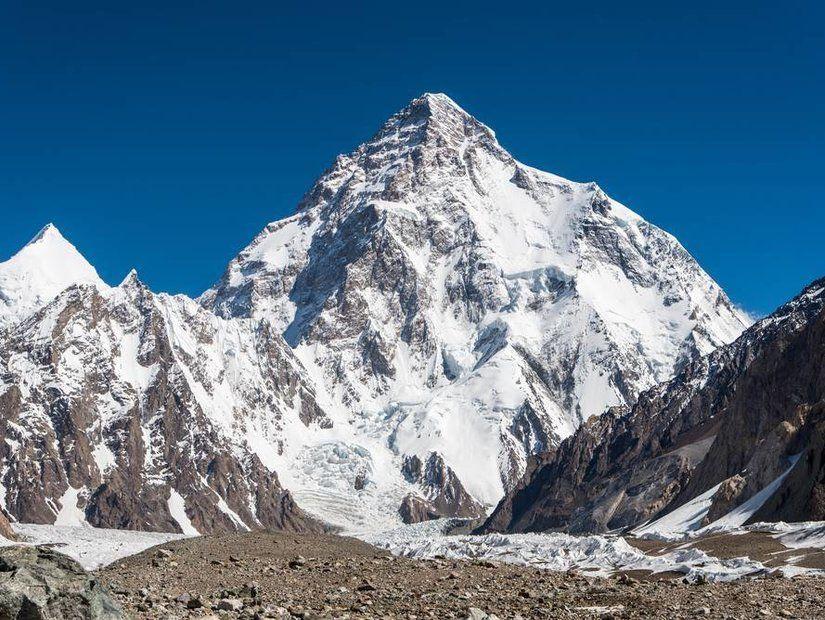 2- K2 Dağı