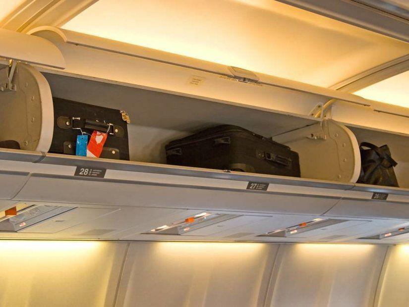 3- Acil durumlar için el bagajı