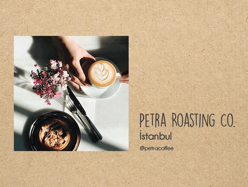 Petra Roasting Co. (Petra Coffee) / İstanbul