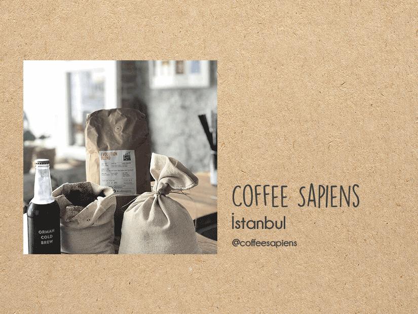 Coffee Sapiens / İstanbul