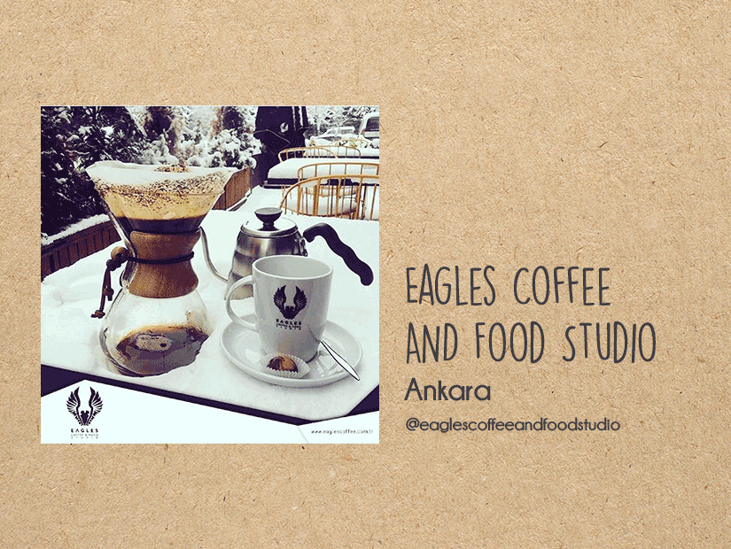 Eagles Coffee & Food Studio / Ankara