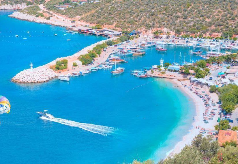 16- Kalkan Halk Plajı, Antalya