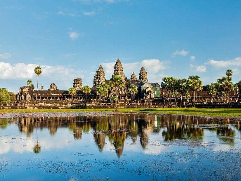 7- Kamboçya