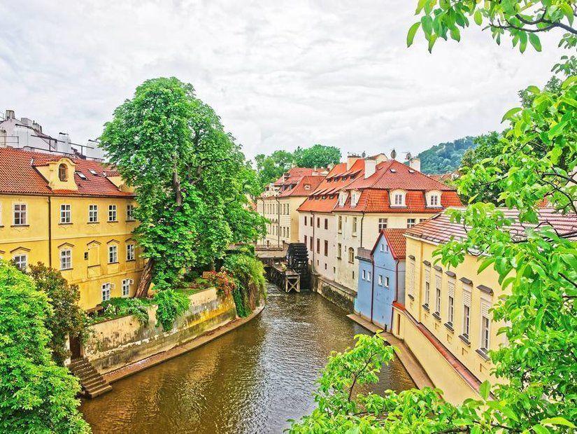 5- Prag'ın efsanevi komşusu Karlovy Vary