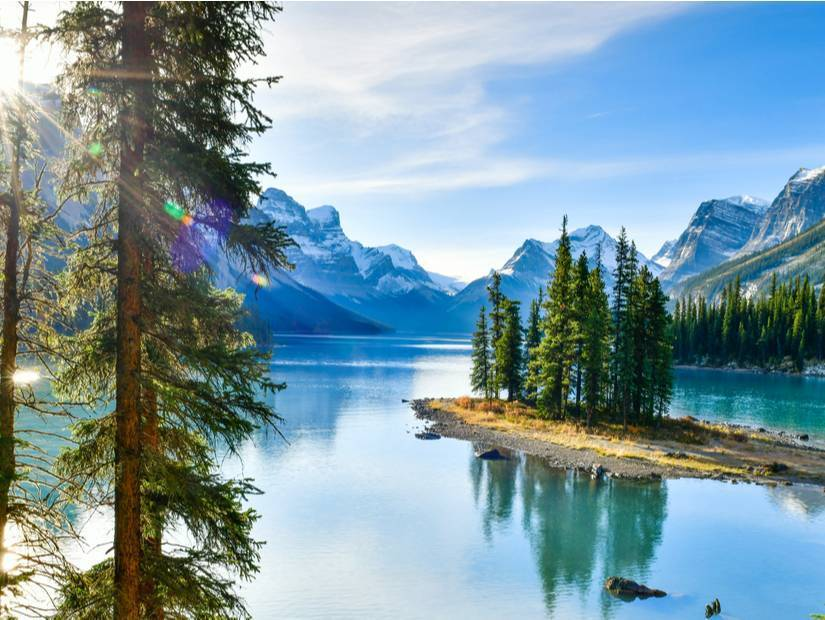 Kanada'yı Air Canada ile sonbaharda keşfedin