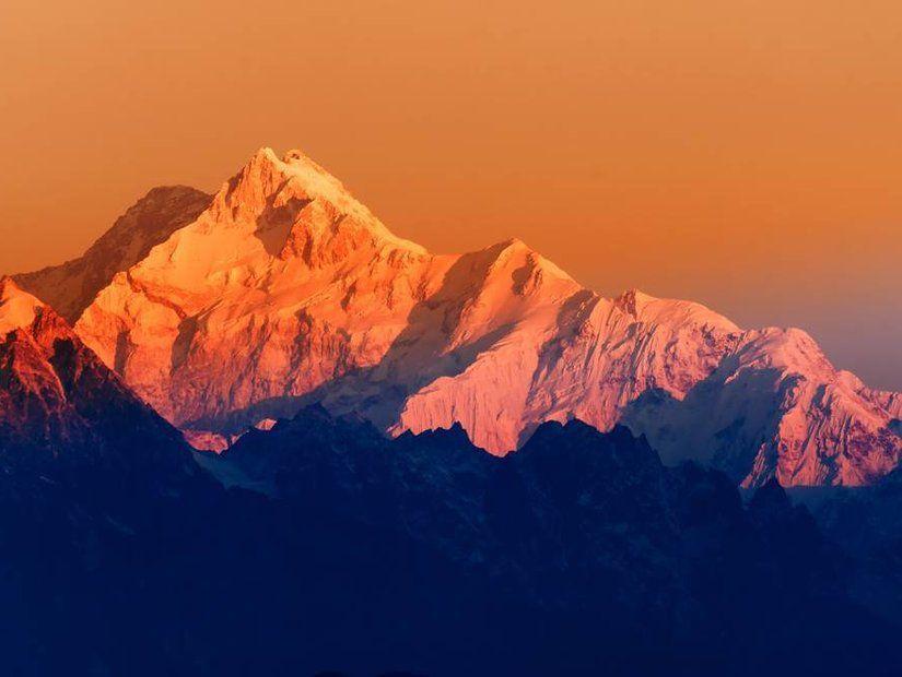 3- Kangchenjunga Dağı