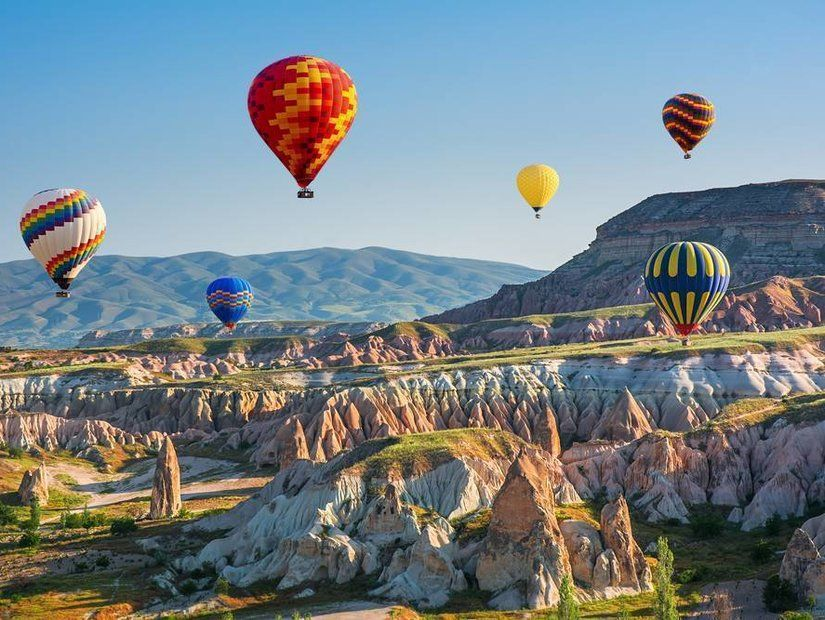 2-Kapadokya: