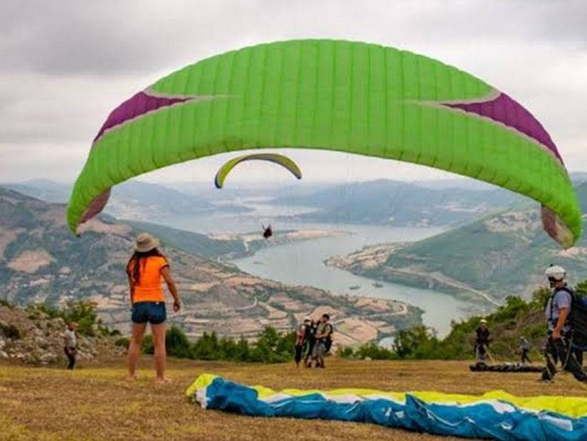 KapıkayaFest Doğa Sporları Festivali (Geçen sene 25 – 26 Temmuz)
