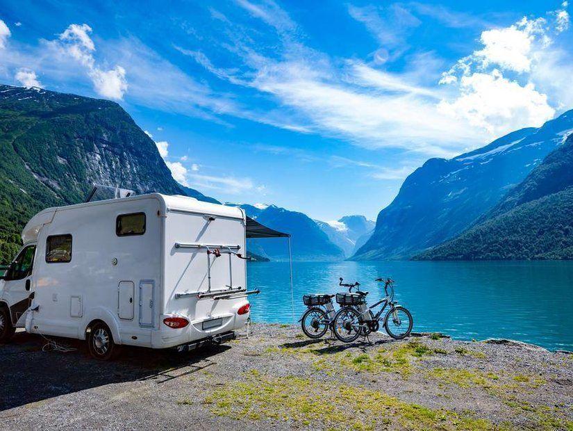 Çadır, karavan veya villa kiralama