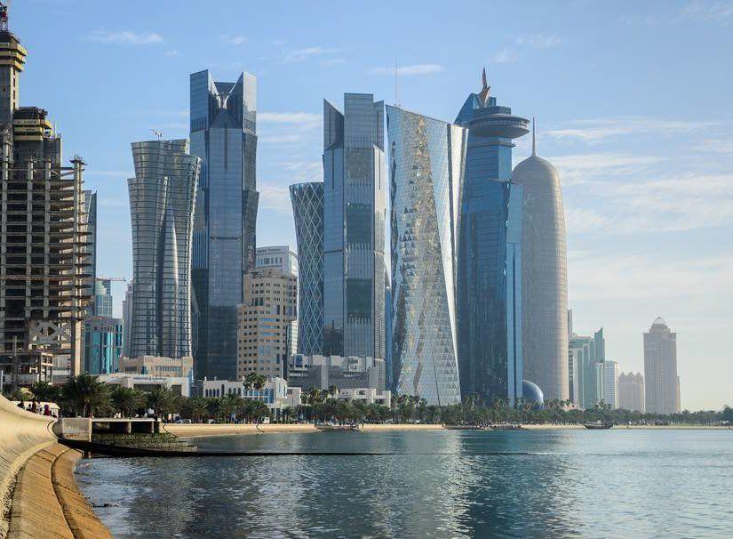 10- Katar - 7,523
