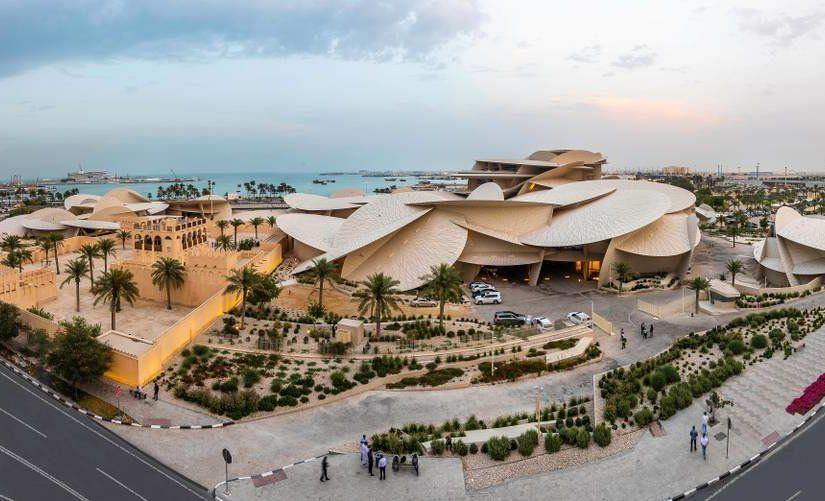 2-Katar Ulusal Müzesi