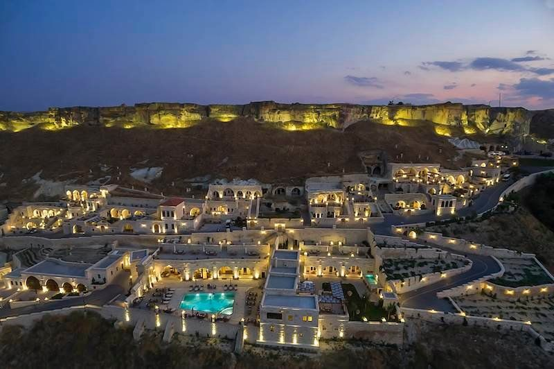 2019'un en lüks oteli Kayakapı Premium Caves