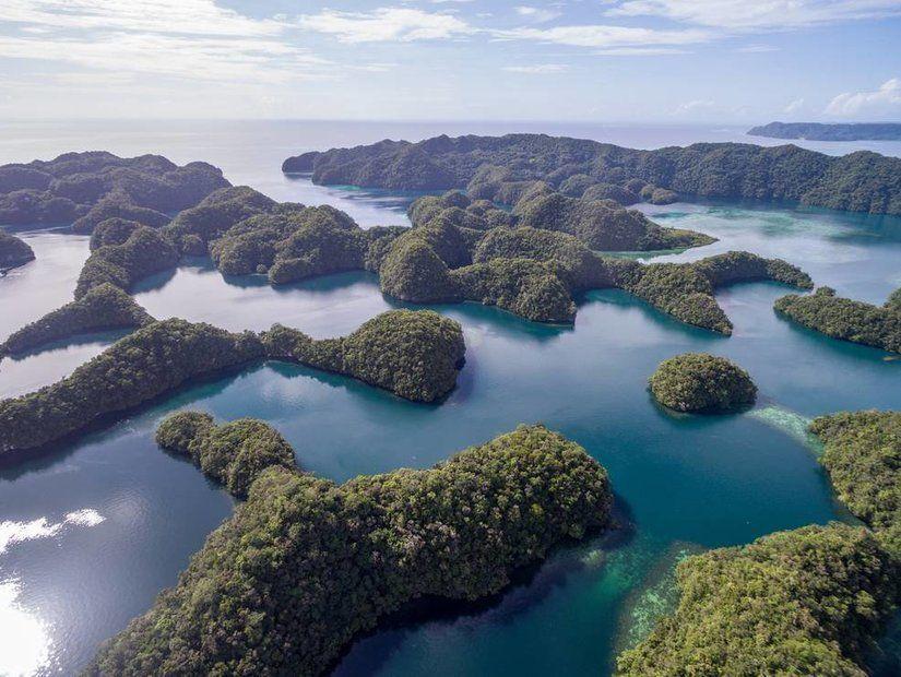 3- Nan Madol – Mikronezya