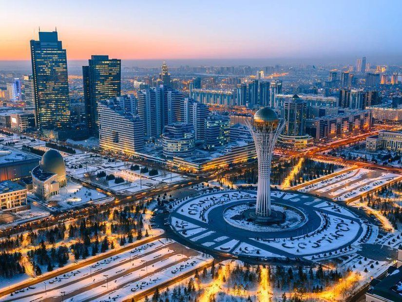 6- Kazakistan
