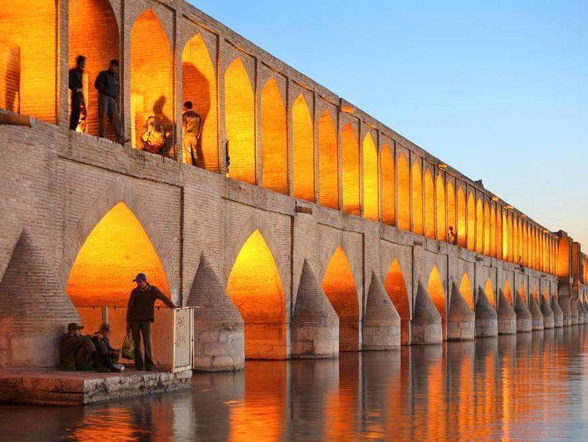 Khaju Köprüsü