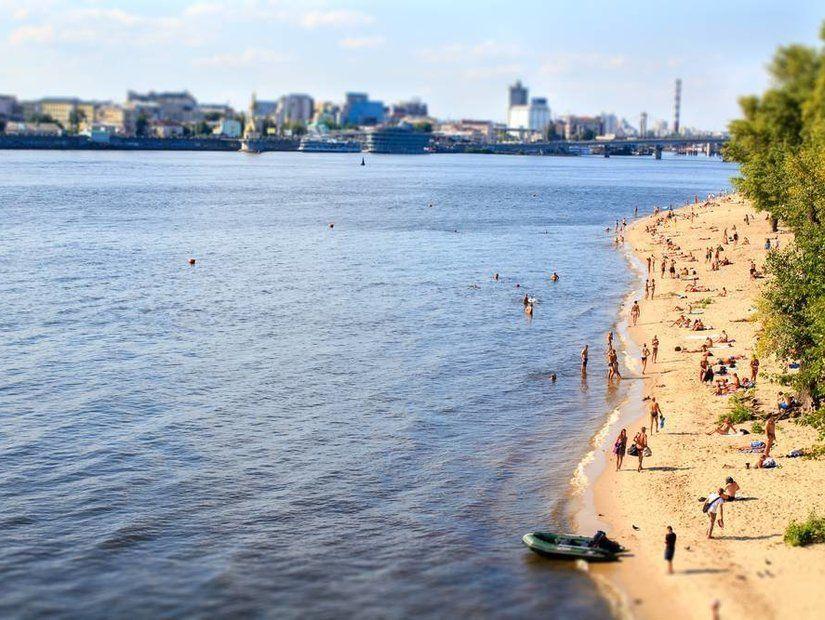 5- Şehrin hem içinde hem dışında: Trukhaniv Adası