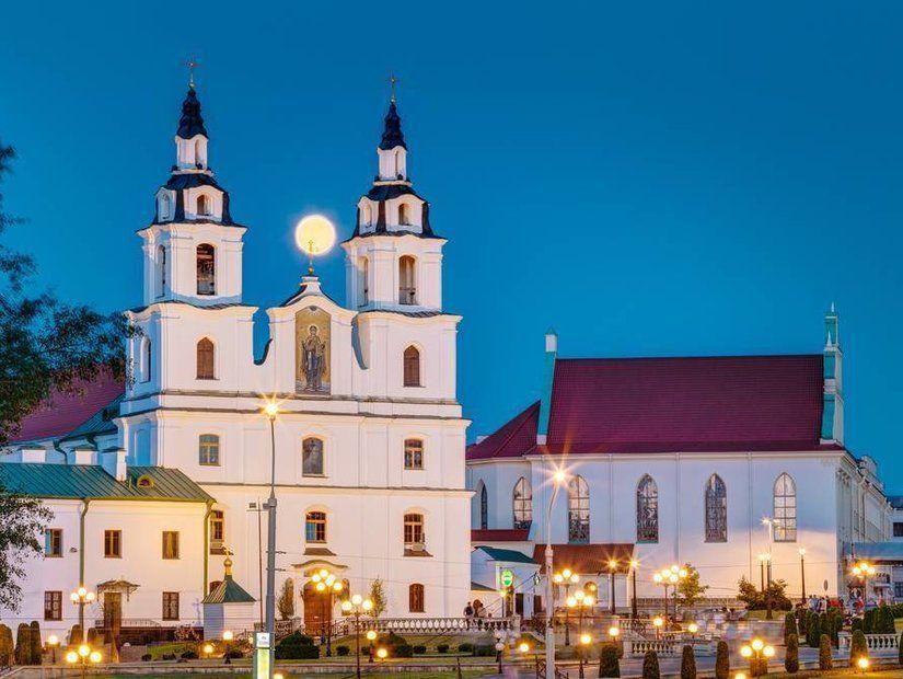 Kilise ve katedrallerin şehri