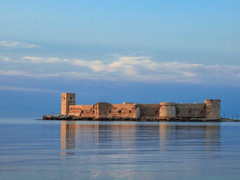 17- Kız Kalesi Halk Plajı, Mersin