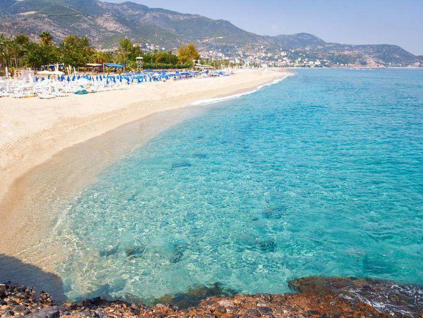 15- Kleopatra Plajı, Alanya