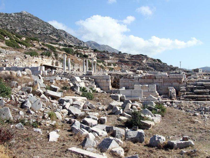Tarihin izinde Knidos Antik Kenti