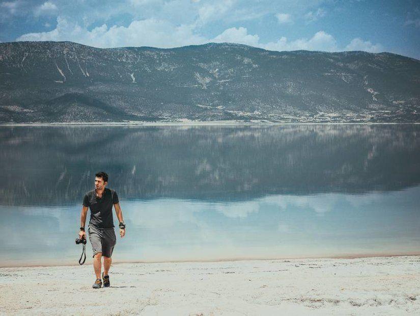 8- Salda Gölü'ne en kolay ulaşım