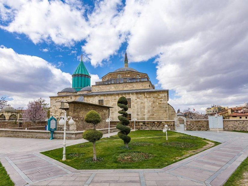 Mistik Şehir Konya'ya 104 TL'den uçun