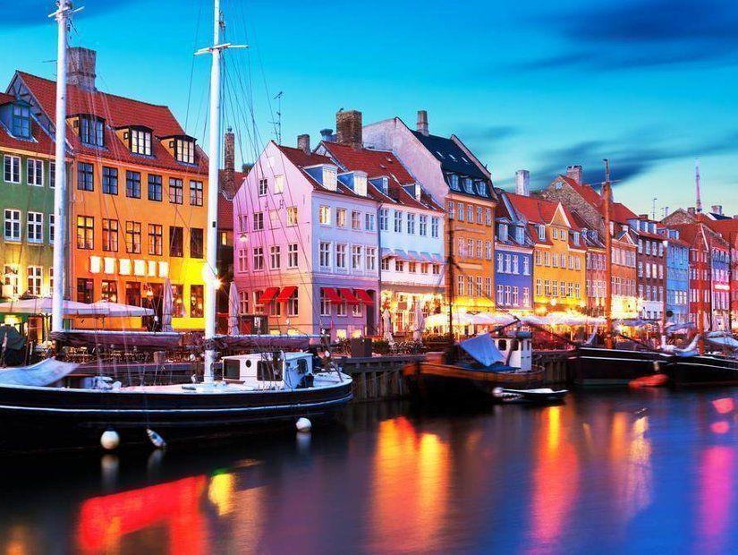 2- Tüccarların limanı Kopenhag