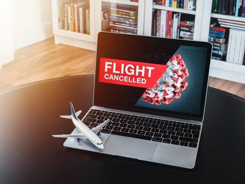 Havayollarının iptal prosedürleri