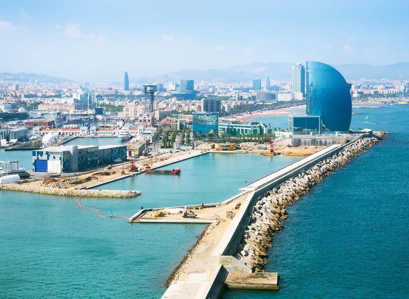 2- Deniz keyfi için La Barcelonata