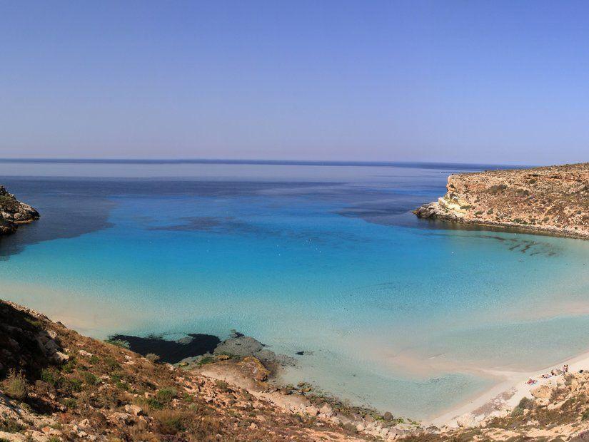 Lampedusa Adası