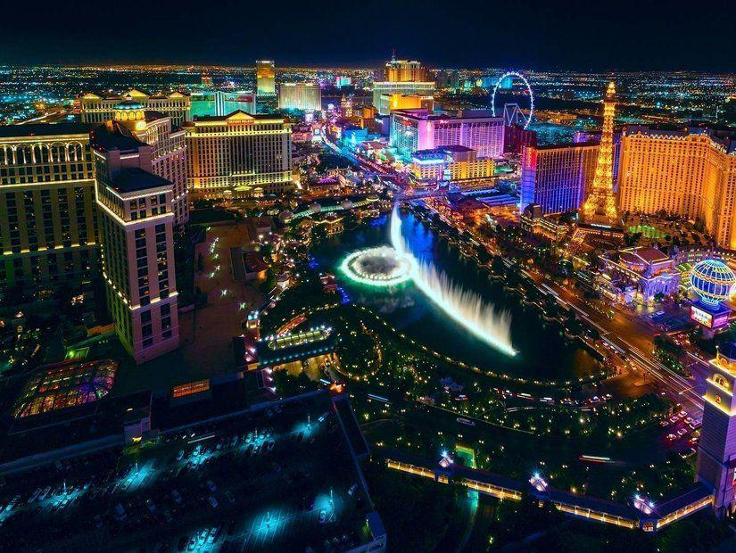 4- Las Vegas