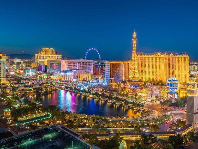 3- Las Vegas