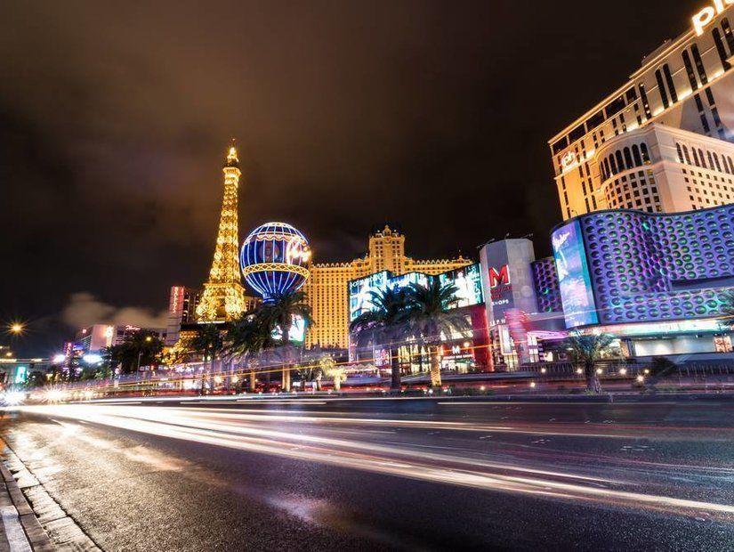 4- Las Vegas Şeridi – Las Vegas