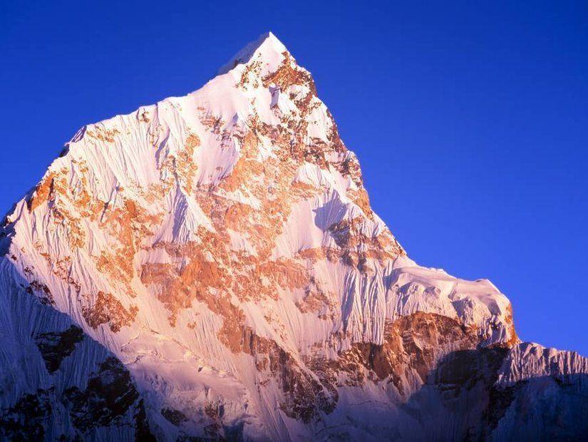4- Lhotse Dağı