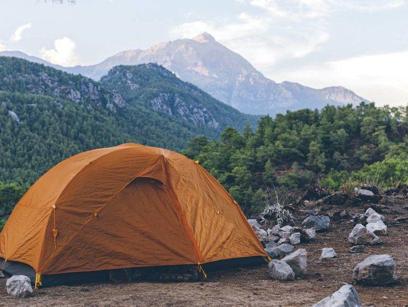 11- Likya Yolu'nda kamp yapmak ne kadar güvenli?