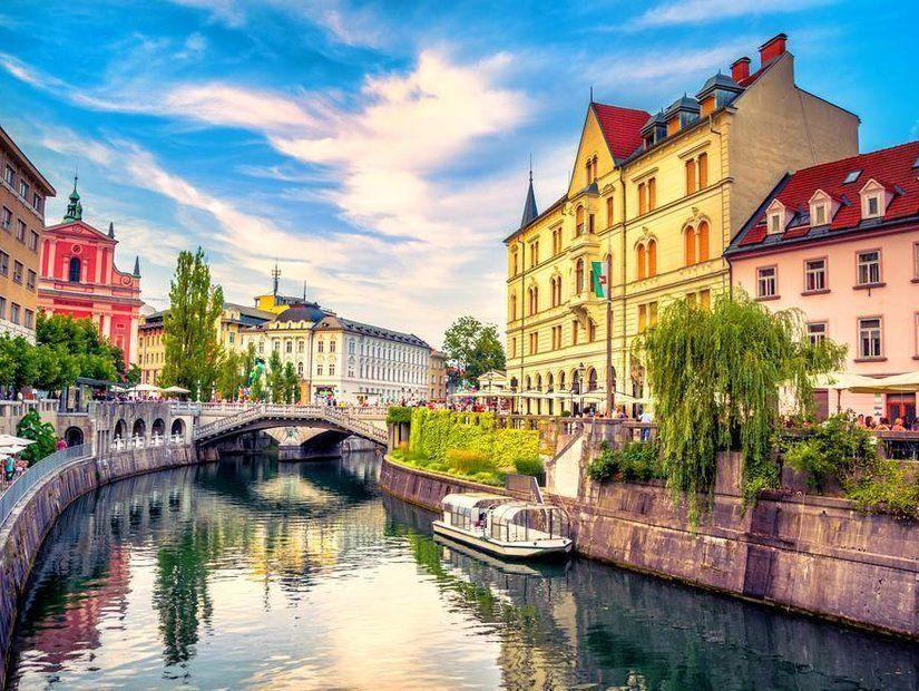 Ljubljana – Slovenya