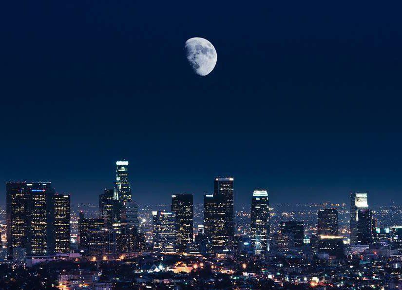 4- Melekler şehri Los Angeles