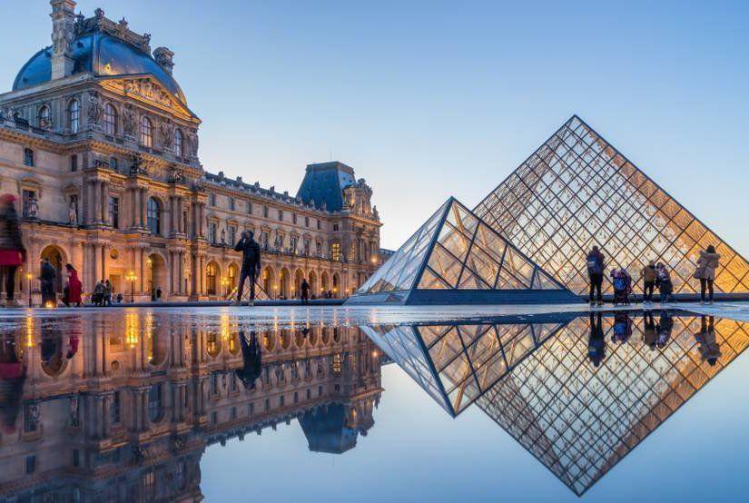2- Louvre Müzesi