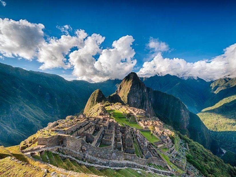 6- Machu Picchu