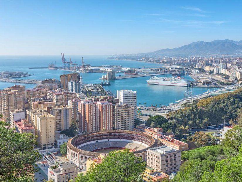 İspanyol güneşi: Malaga