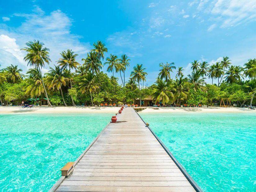 2- Tropik cennetlerde bungalov tatili