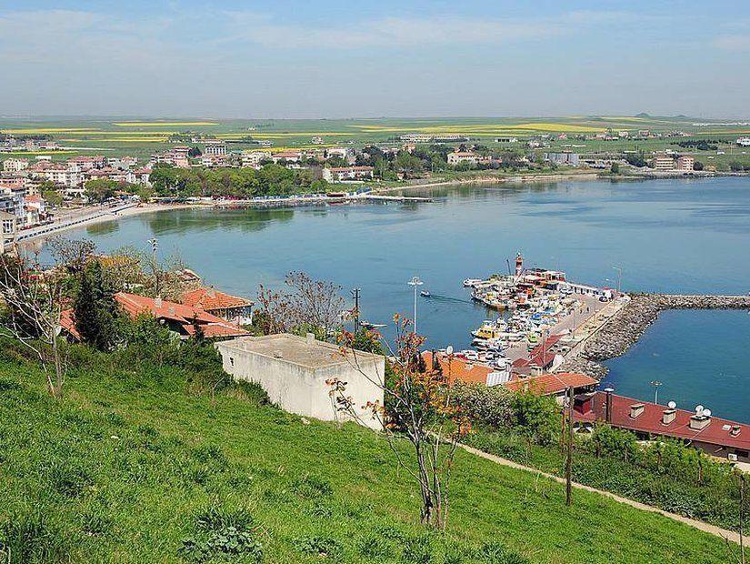 Marmara Ereğlisi, Kumbağ, Şarköy