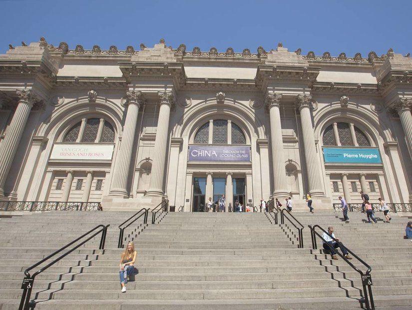 11- Metropolitan Sanat Müzesi